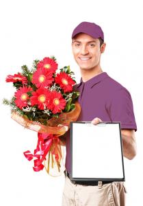 Giao hoa tận nhà