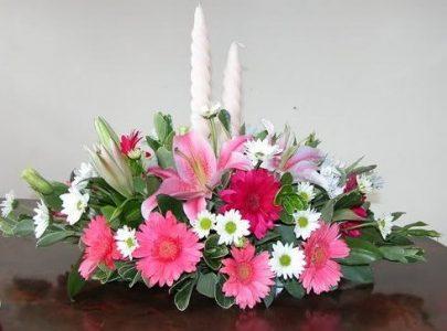 Những nguyên tắc cơ bản khi cắm hoa