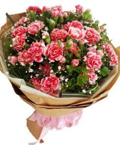 Chút tình thơ ngây hoa sinh nhật