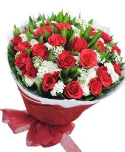 Tình yêu tìm thấy hoa sinh nhật
