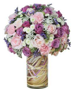 Thơ mộng hoa sinh nhật