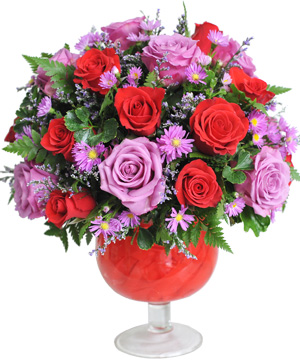 Đong đầy hạnh phúc hoa sinh nhật