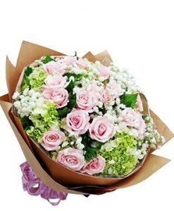Kiêu sa hoa sinh nhật