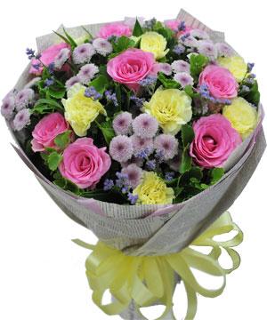 Điều mộc mạc hoa sinh nhật