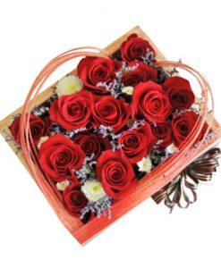 Love love hoa sinh nhật