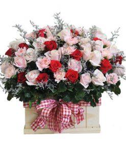 Nồng nàn hoa sinh nhật
