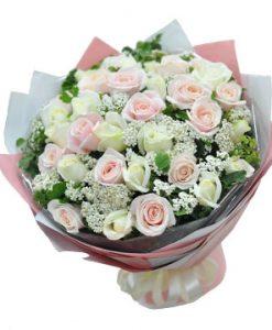 Hương dạ lan hoa sinh nhật