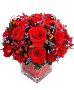 Đã yêu hoa sinh nhật