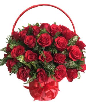 Tình yêu đến hoa sinh nhật