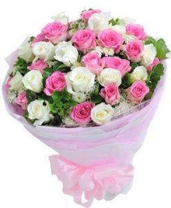 Hồng phai hoa sinh nhật