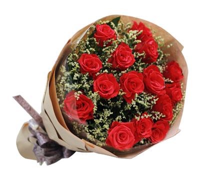 Tình hồng hoa sinh nhật