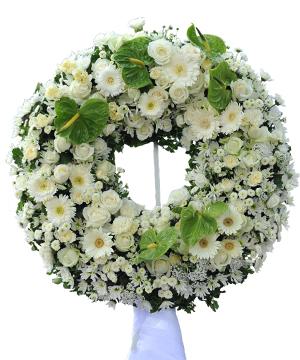 ngàn năm đợi kệ hoa chia buồn