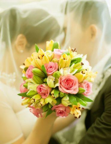 Tơ hồng hoa cưới
