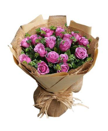 Tình yêu lung linh hoa sinh nhật