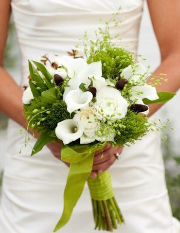 Hoa cưới đẹp nhí nhảnh