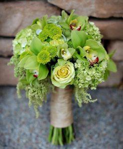 Hoa cưới đẹp con bướm xinh