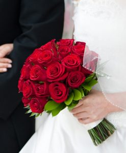 Hoa cầm tay cô dâu cho em một ngày