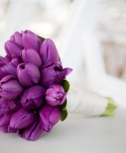 Hoa cưới đẹp đôi