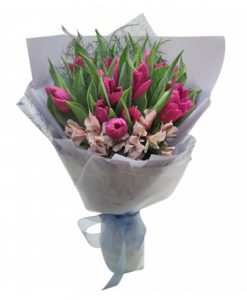 Hoa sinh nhật hồng nhan
