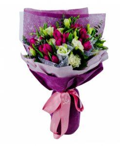 Hoa sinh nhật thiên đường tình yêu