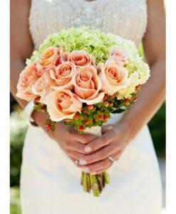 Hoa cưới đẹp sang trọng