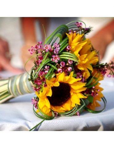 Hoa cưới đẹp phút giây