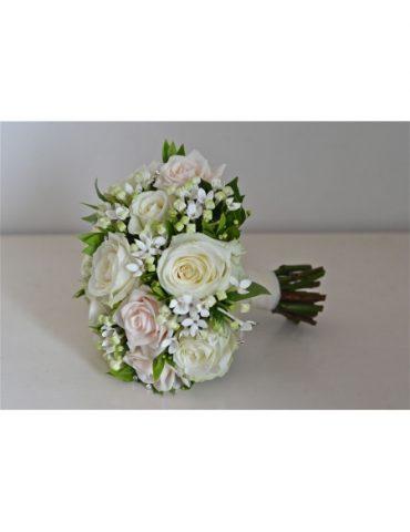 Hoa cưới giản dị