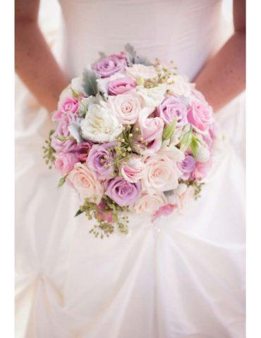 Hoa cưới đẹp dễ thương