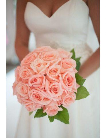 Hoa cưới cho em