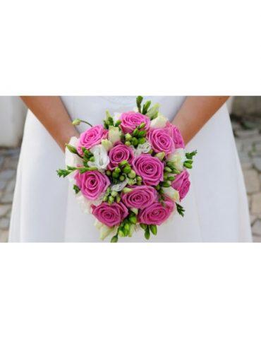 Hoa cưới đẹp chút tình