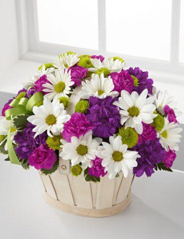 Anh chân tình hoa sinh nhật