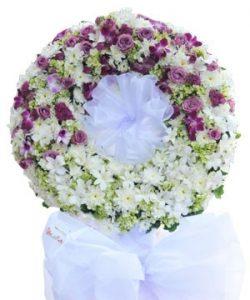 những mẫu hoa chia buồn đẹp nhất năm