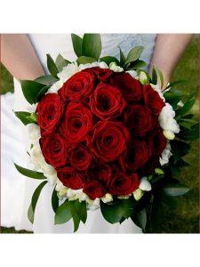 Cách bó hoa cưới đẹp theo từng lớp ước lệ