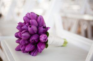 Hoa Tulip dùng để trang trí cắm hoa ngày cưới