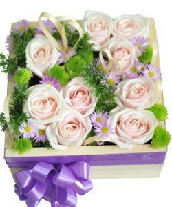 Shop hoa tươi tại Quận Tân Phú Hoa sinh nhật