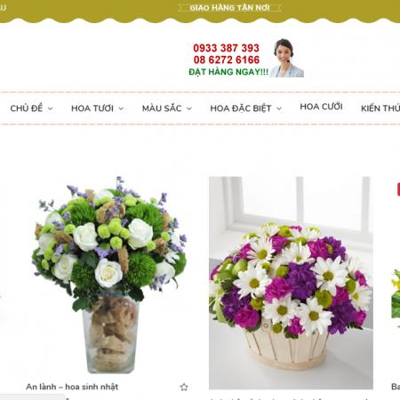 Nơi bán hoa sinh nhật đẹp và lạ được ưa chuộng nhất