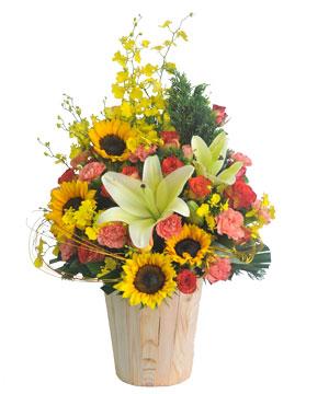 hoa chúc mừng ngày của mẹ