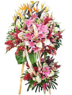 Hình Ảnh Lẵng Hoa Chúc Mừng Sinh Nhật Say Đắm Lòng Người