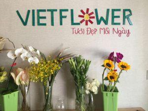 shop cừa hàng hoa tươi vietflower